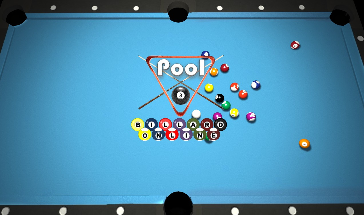 Image 3D Billard 8 Pool