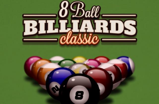 Image 8 Ball Billiards Classic