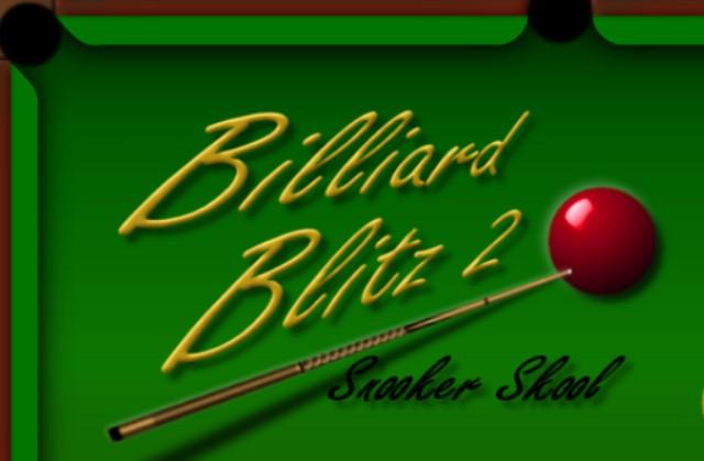 Image Billiard Blitz Snookerschule