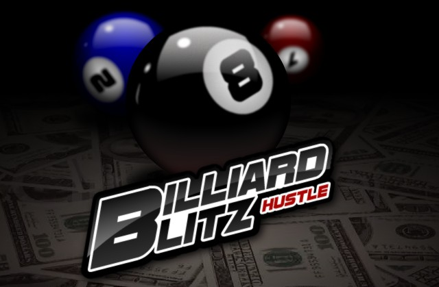 Image Billiard Blitz Hustle