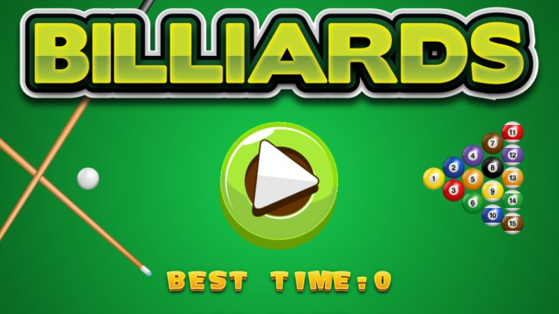 Image Billiards HTML5