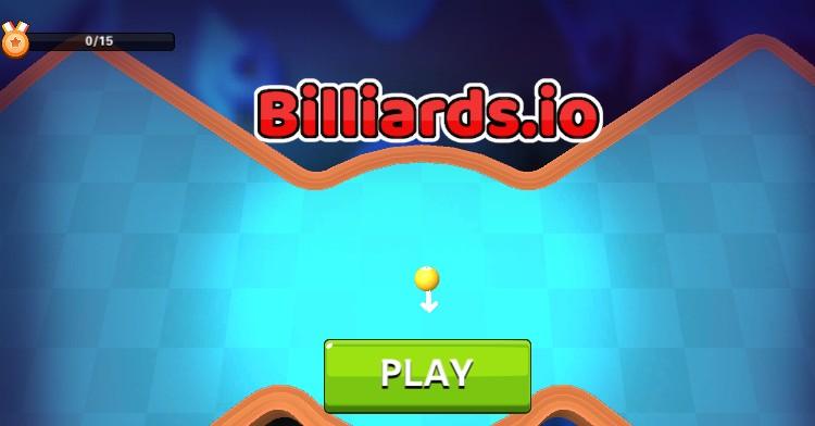 Billiards IO